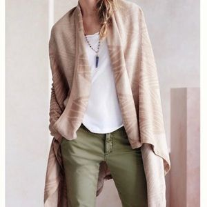 Anthropologie // Moth Cafe Waterfall Sweater
